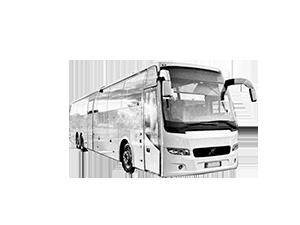 55-64 paikkaiset bussit